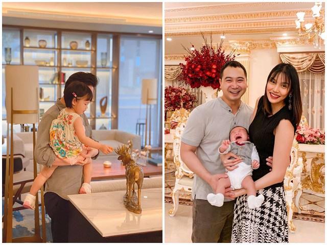Cùng lấy chồng siêu giàu: Biệt thự nhà Đặng Thu Thảo vẫn thua cung điện dát vàng của Lan khuê