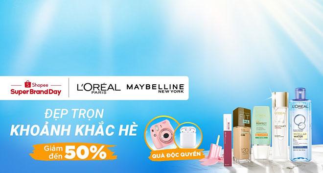 Điểm danh loạt siêu phẩm thương hiệu L'Oreal Paris amp; Maybelline New York có giá dưới 300K! - 7