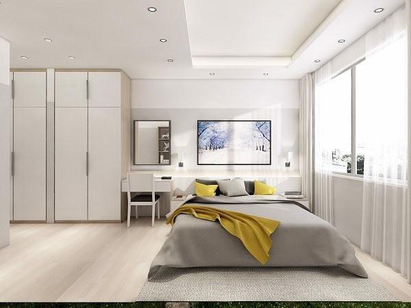 Đừng lo không hiểu biết nhiều về kiến trúc chung cư, sau đây là mẹo để bạn có căn chung cư 70m2 đẹp thời thượng như ý - ảnh 9