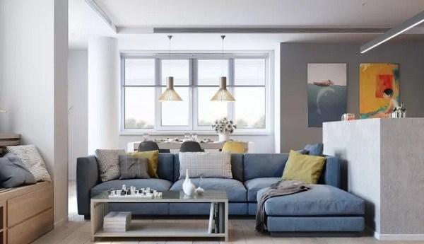Đừng lo không hiểu biết nhiều về kiến trúc chung cư, sau đây là mẹo để bạn có căn chung cư 70m2 đẹp thời thượng như ý - ảnh 1