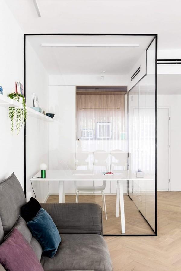 Đừng lo không hiểu biết nhiều về kiến trúc chung cư, sau đây là mẹo để bạn có căn chung cư 70m2 đẹp thời thượng như ý - ảnh 11