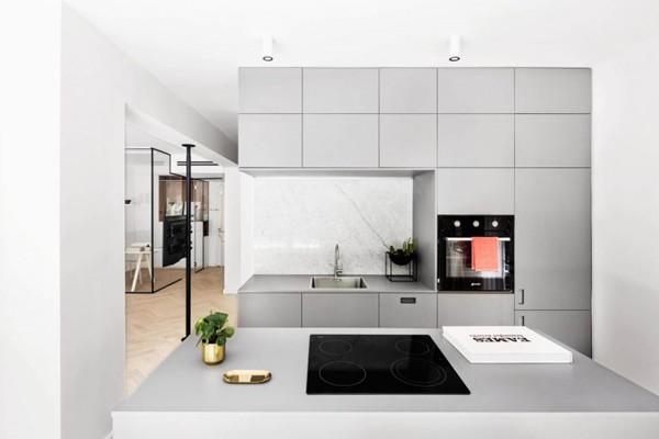 Đừng lo không hiểu biết nhiều về kiến trúc chung cư, sau đây là mẹo để bạn có căn chung cư 70m2 đẹp thời thượng như ý - ảnh 12