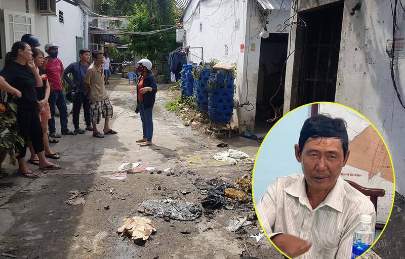 Hé lộ chân dung nghi can phóng hỏa làm 3 người chết ở Bình Tân