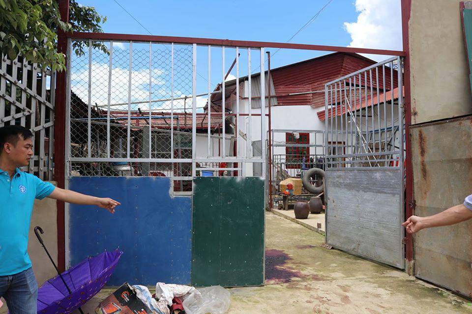 Thảm án tại Điện Biên: Bất ngờ mối quan hệ giữa nghi phạm và nạn nhân