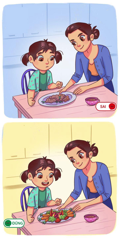 Con cái lười ăn cũng chỉ tại cha mẹ mắc những sai lầm này khi ép con ăn, nhà bạn mắc lỗi sai số mấy? - ảnh 10