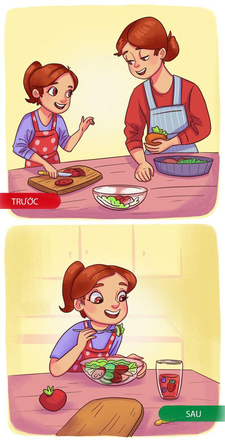 Con cái lười ăn cũng chỉ tại cha mẹ mắc những sai lầm này khi ép con ăn, nhà bạn mắc lỗi sai số mấy? - ảnh 8