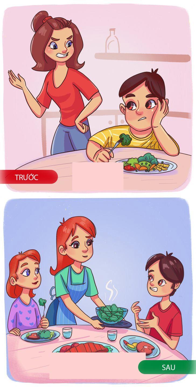 Con cái lười ăn cũng chỉ tại cha mẹ mắc những sai lầm này khi ép con ăn, nhà bạn mắc lỗi sai số mấy? - ảnh 7