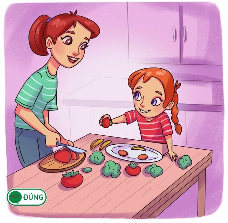 Con cái lười ăn cũng chỉ tại cha mẹ mắc những sai lầm này khi ép con ăn, nhà bạn mắc lỗi sai số mấy? - ảnh 9