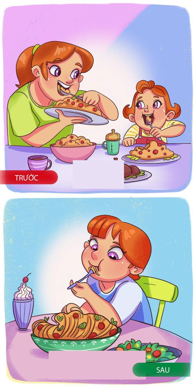 Con cái lười ăn cũng chỉ tại cha mẹ mắc những sai lầm này khi ép con ăn, nhà bạn mắc lỗi sai số mấy? - ảnh 6