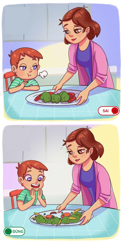 Con cái lười ăn cũng chỉ tại cha mẹ mắc những sai lầm này khi ép con ăn, nhà bạn mắc lỗi sai số mấy? - ảnh 4