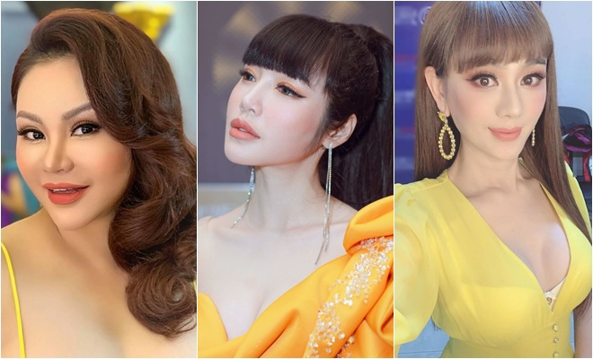 le giang, elly tran, nam thu, lam khanh chi dong web-drama cho le duong bao lam - 3