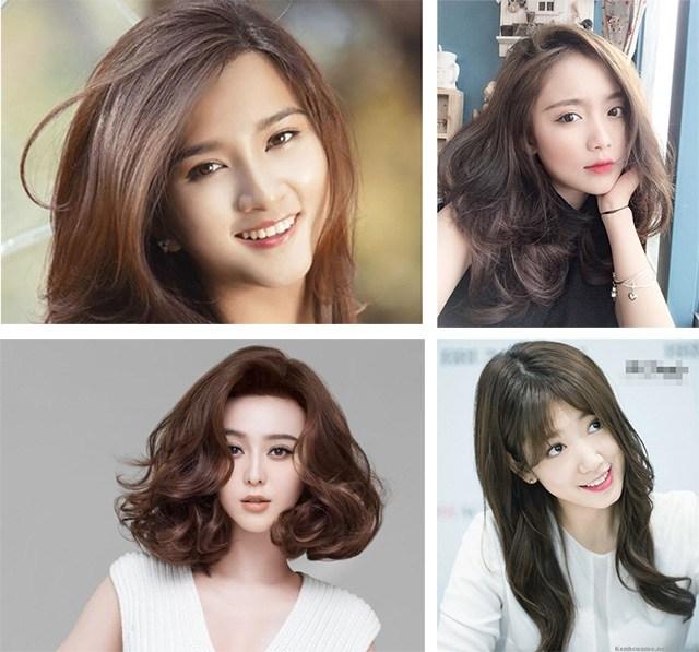 20 màu tóc đẹp 2020 cho nữ giúp tôn da sáng dẫn đầu xu hướng hiện nay
