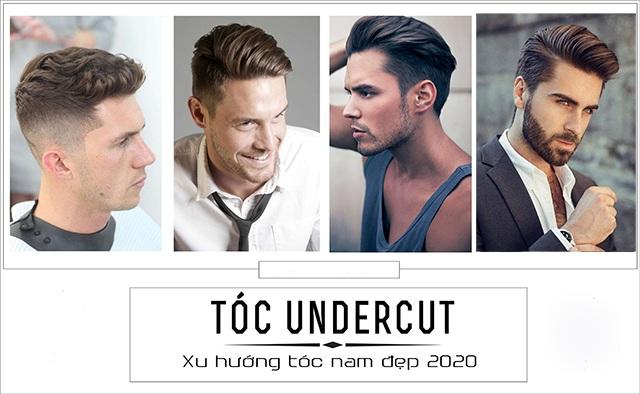 Những kiểu tóc nam đẹp 2020 dẫn đầu xu hướng và hot nhất hiện nay