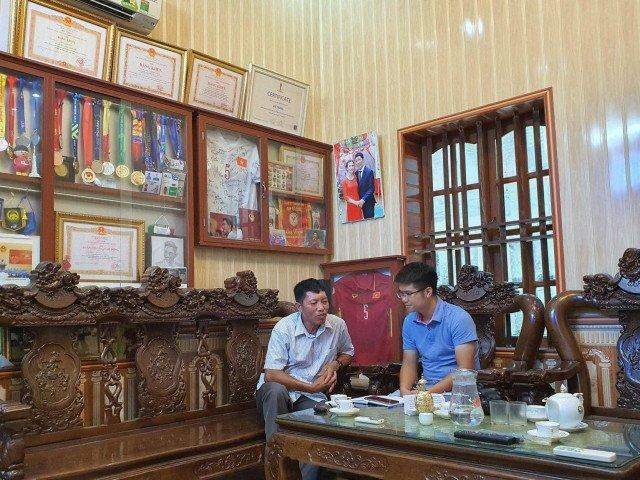 Đoàn Văn Hậu lương 500 triệu/tháng, căn nhà ở Thái Bình ra sao?