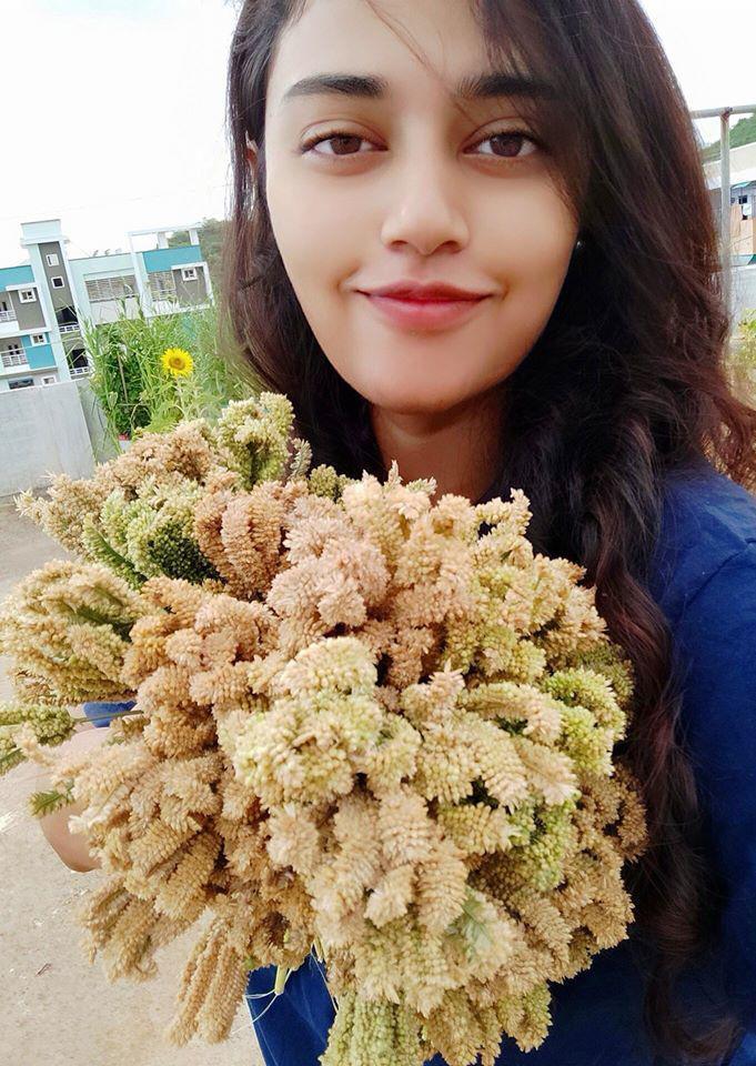 khu vuon hoa trai cua co gai thanh pho ao uoc cuoc song nong thon - 5