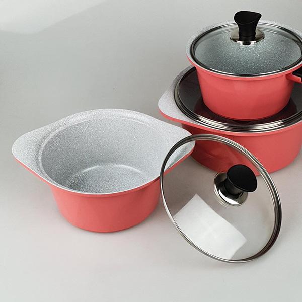 5 bộ nồi/chảo inox dùng cho bếp từ đang có giá giảm đến 50%++ khi mua sắm trực tuyến - 5