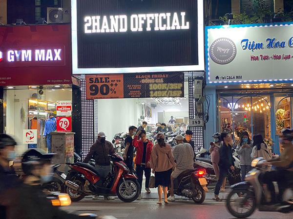 2hand Official: Nhãn hiệu thời trang trẻ trung nam tính - 1
