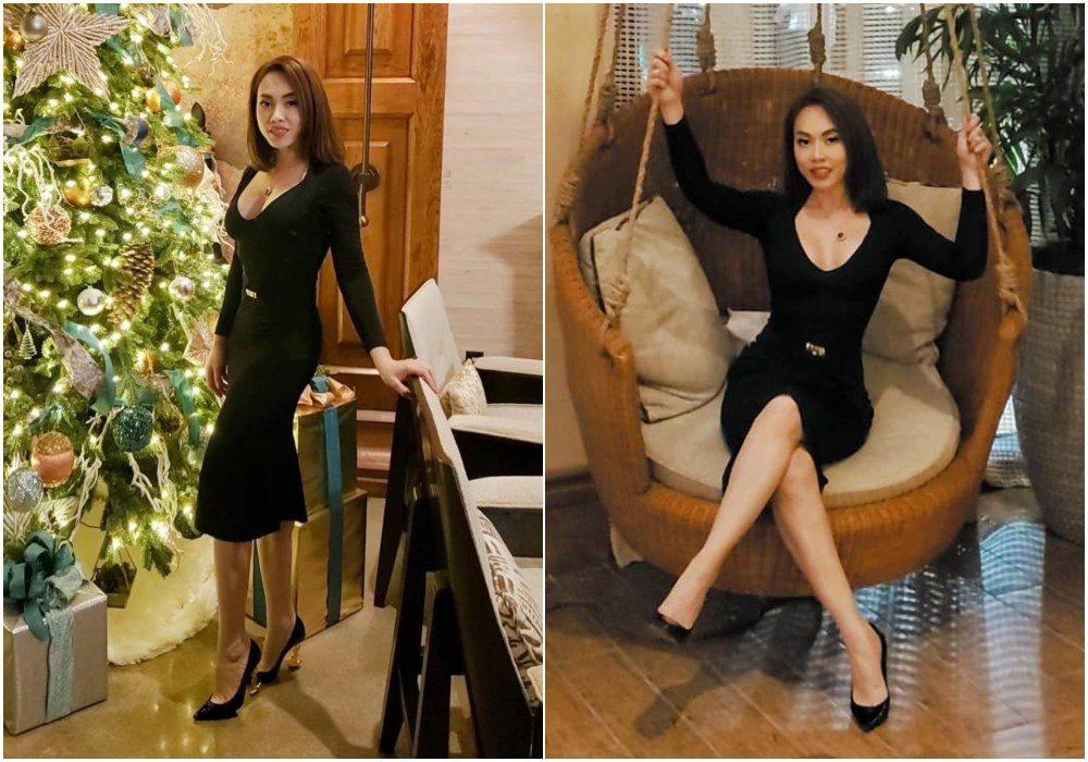 Không giản dị như anh trai, em gái Hoài Linh ăn mặc sành điệu, khoe trọn dáng nuột - 5