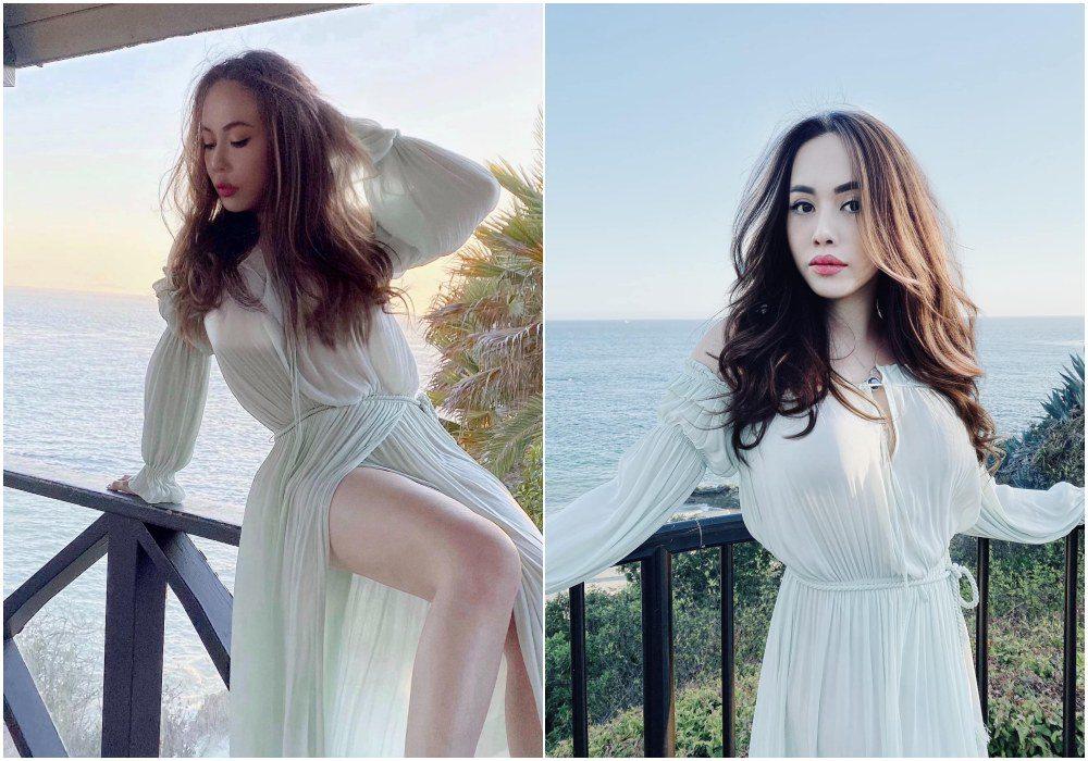Không giản dị như anh trai, em gái Hoài Linh ăn mặc sành điệu, khoe trọn dáng nuột - 8
