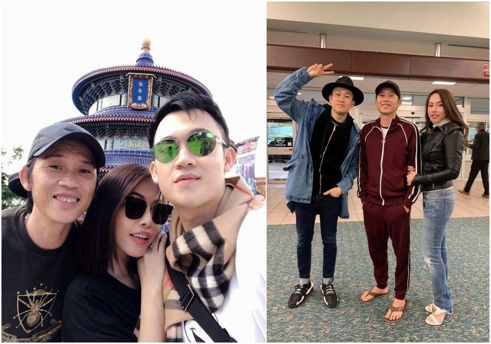 Không giản dị như anh trai, em gái Hoài Linh ăn mặc sành điệu, khoe trọn dáng nuột - 1