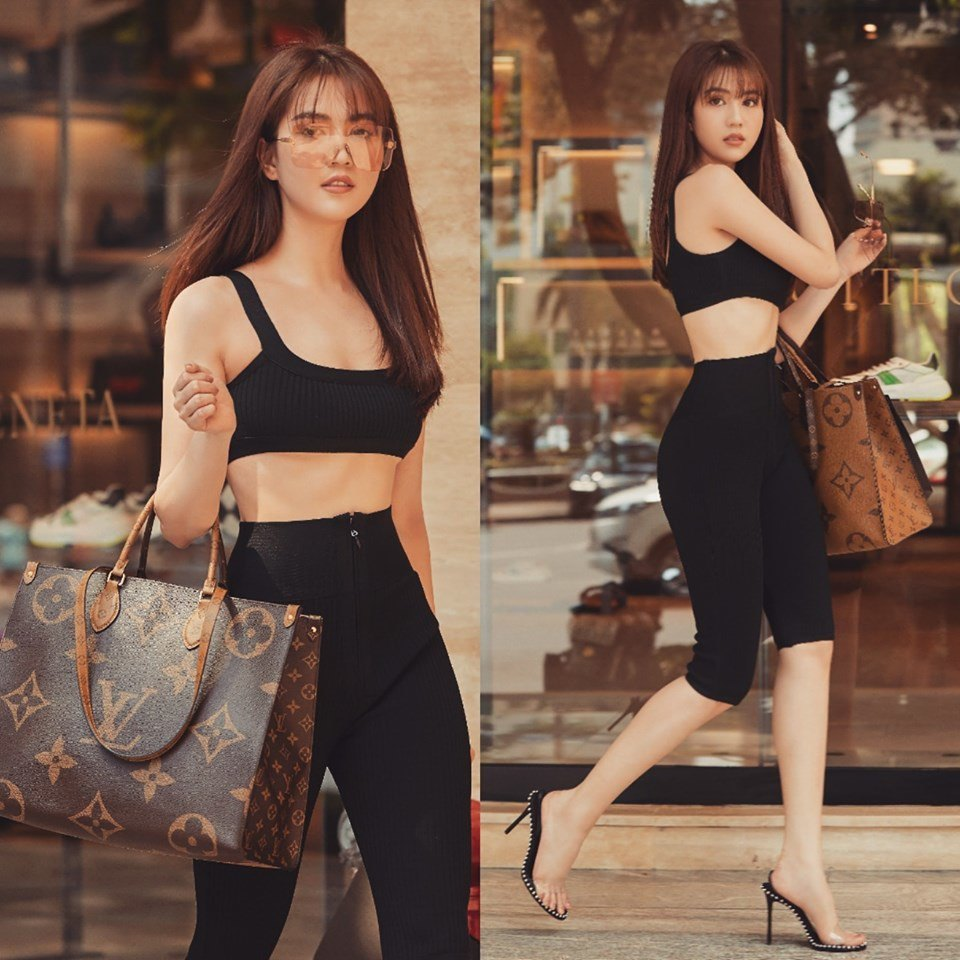 SAO SẮM GÌ: Chiếc túi này có gì mà cả Hoa hậu, diễn viên, người mẫu đều đụng hàng - 7