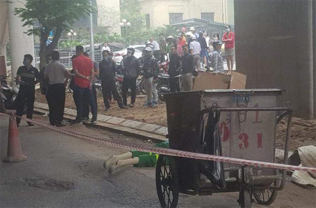 Tin tức 24h: Nữ lao công bị sát hại, tổ trưởng kể phút thấy nạn nhân gục giữa đường - 1