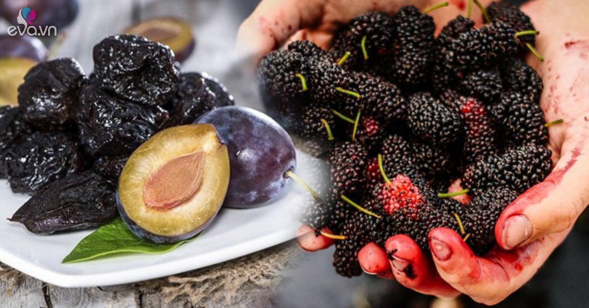 3 loại trái cây giàu chất sắt còn nhiều hơn thịt bò, ai thiếu máu nên bổ sung ngay