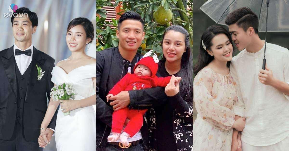 Cuộc sống không phải dạng vừa của vợ các cầu thủ trẻ đình đám như Lương Xuân Trường, Công Phượng