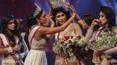 Vừa đăng quang, hoa hậu Sri Lanka đã bị tước vương miện ngay trên sân khấu