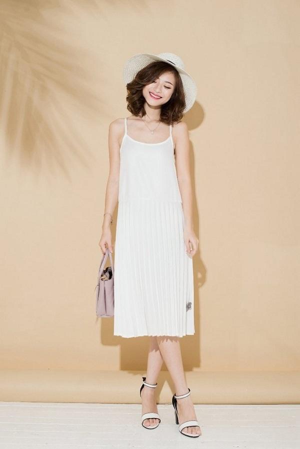 Kiểu váy dịu mát được hội mỹ nhân Thái mê mẩn, diện vào ngày nắng còn thanh lịch hết mực - 16
