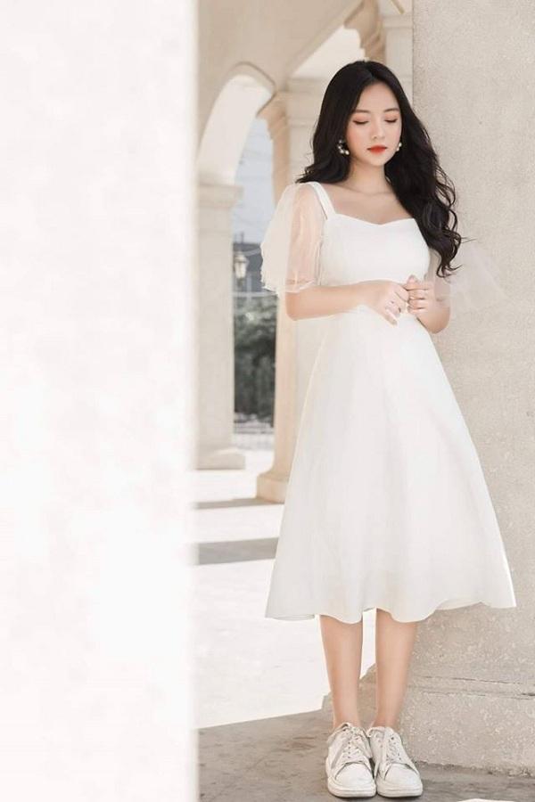 Kiểu váy dịu mát được hội mỹ nhân Thái mê mẩn, diện vào ngày nắng còn thanh lịch hết mực - 11