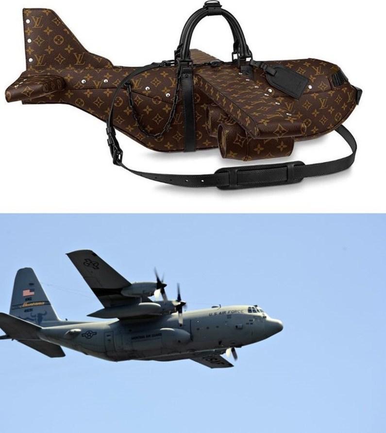 Không chỉ túi máy bay của Louis Vuitton, thế giới hàng hiệu còn nhiều mẫu túi độc lạ hơn thế - 4