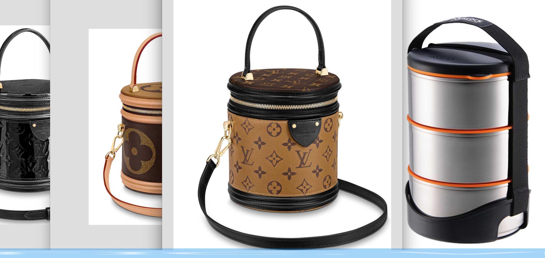 Không chỉ túi máy bay của Louis Vuitton, thế giới hàng hiệu còn nhiều mẫu túi độc lạ hơn thế - 9