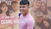 """6 bóng hồng trong đời Quang Hải: Toàn hot girl nhà giàu dáng đẹp, có cả """"bà chủ"""" hơn tuổi"""