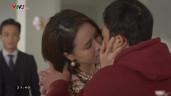 """Hồng Đăng than """"kiếp này coi như bỏ"""" vì nụ hôn của Hồng Diễm trong Hướng Dương Ngược Nắng"""