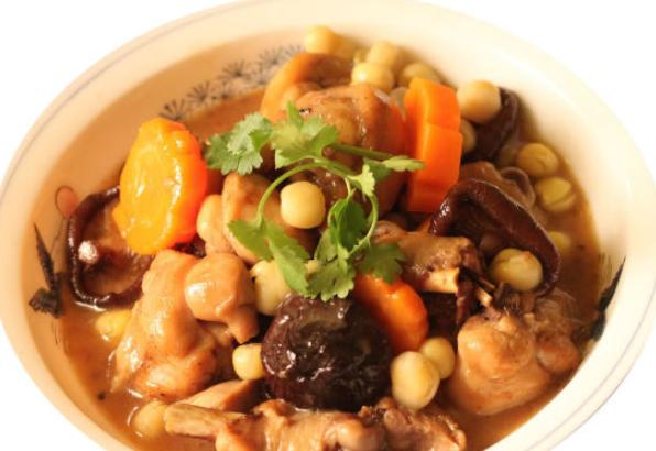 gà nấu nấm thơm ngon bổ dưỡng cách làm cực đơn giản