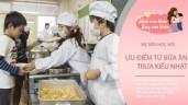 Sức khỏe của trẻ em Nhật Bản đứng đầu thế giới, bí mật nằm ở bữa ăn trưa