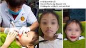 """Chủ tiệm thẩm mỹ lấy con gái 5 tuổi ra phun môi làm mẫu quảng cáo nhận """"rổ gạch đá"""""""