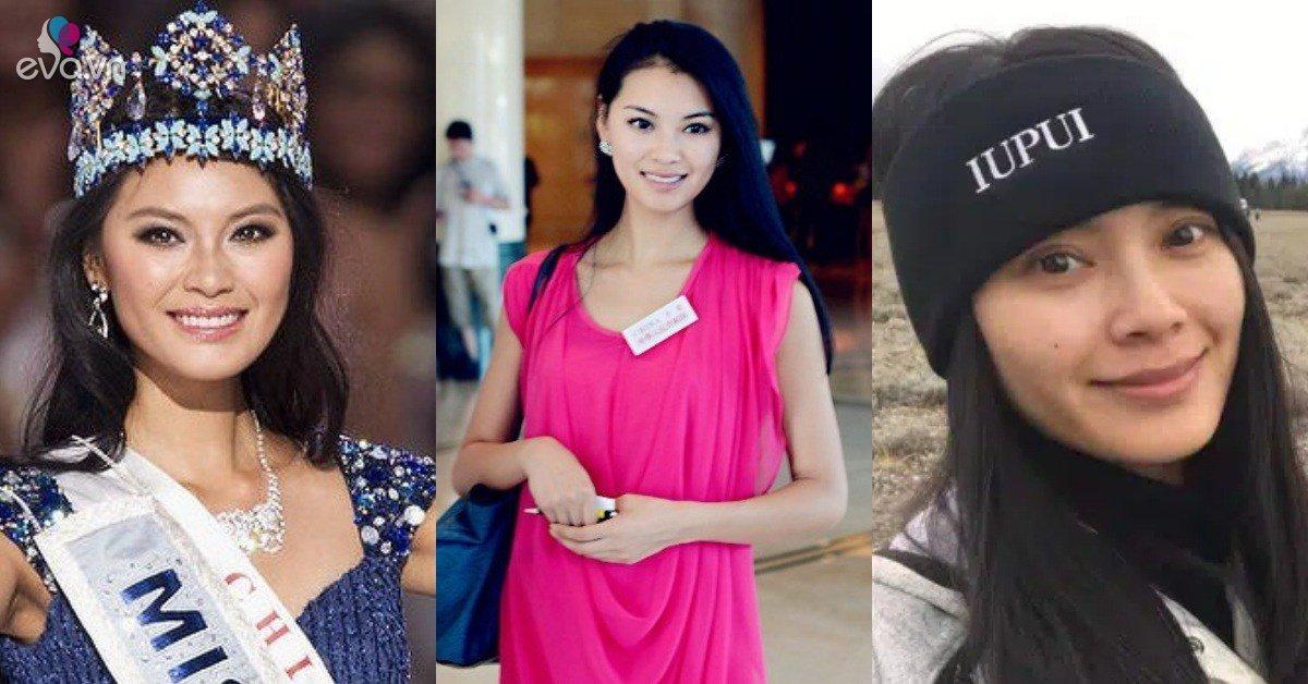 Hoa hậu xấu nhất trong các hoa hậu: Vừa đăng quang đã bị chê, thừa nhận kém Trương Tử Lâm