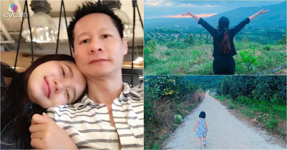 Sao Việt 24h: Phan Như Thảo nịnh chồng khi tậu cho gần 5.000m2 đất bên bìa rừng thơ mộng