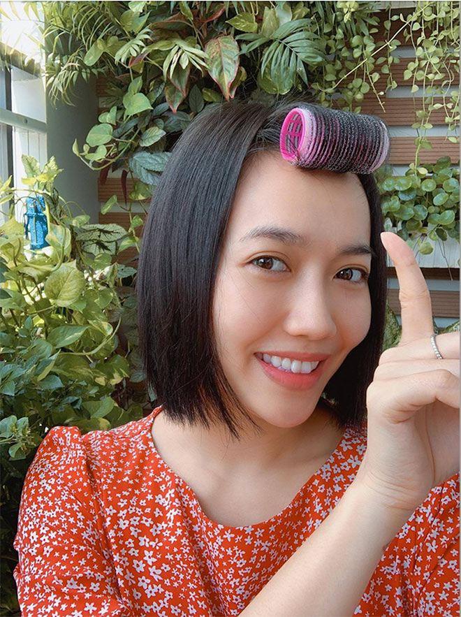 Phạm Băng Băng sắm vũ khí làm tóc xoăn bồng bềnh ngay tại nhà, sao Việt cũng chẳng kém cạnh - 10