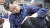 Nghị lực của nhà tạo mẫu tóc 9x câm điếc bẩm sinh và tâm huyết với lớp học 'không lời'