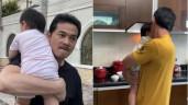 Sao Việt 24h: Quách Ngọc Ngoan tái xuất, cho biết con gái chỉ ăn khi thấy ba trên tivi