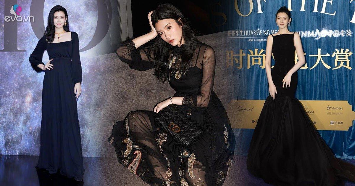 Sau sinh, con dâu siêu mẫu sòng bạc Macau cũng phải diện đồ đen như bao chị em bỉm sữa