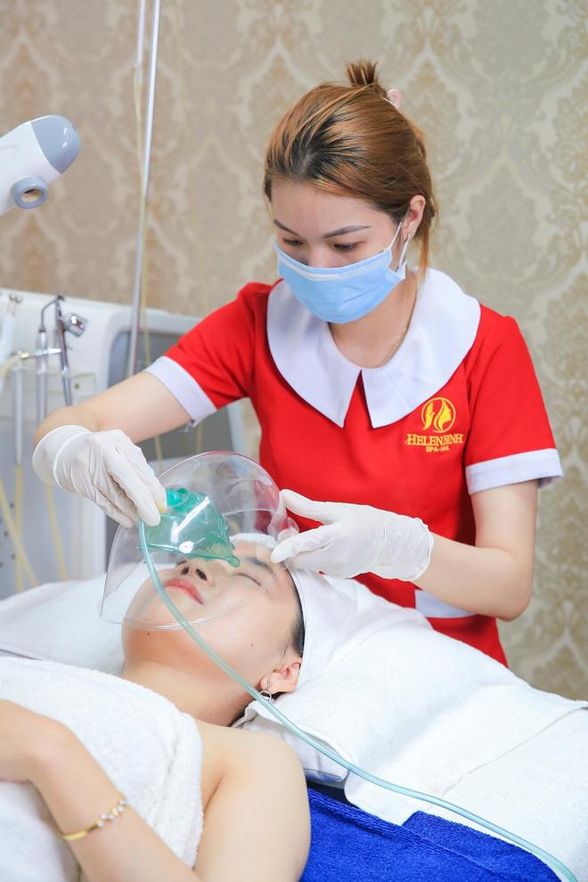 Massage chuyên sâu xua tan căng thẳng, mệt mỏi tại Hellen Bình Beauty Spa amp; Nails - 3