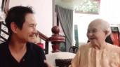Quên mặt con sau cả tháng không gặp, mẹ già 95 tuổi xin Lý Hải 1 điều cực dễ thương