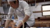 Cách làm mì truyền thống đặc biệt của người Nhật Bản