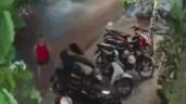 """Người phụ nữ phản ứng """"cực gắt"""" khiến tên trộm xe nhận kết đắng"""