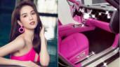 Sao Việt 24h: Ngọc Trinh khoe siêu xe mới, giá trị thật không cao như mọi người tưởng