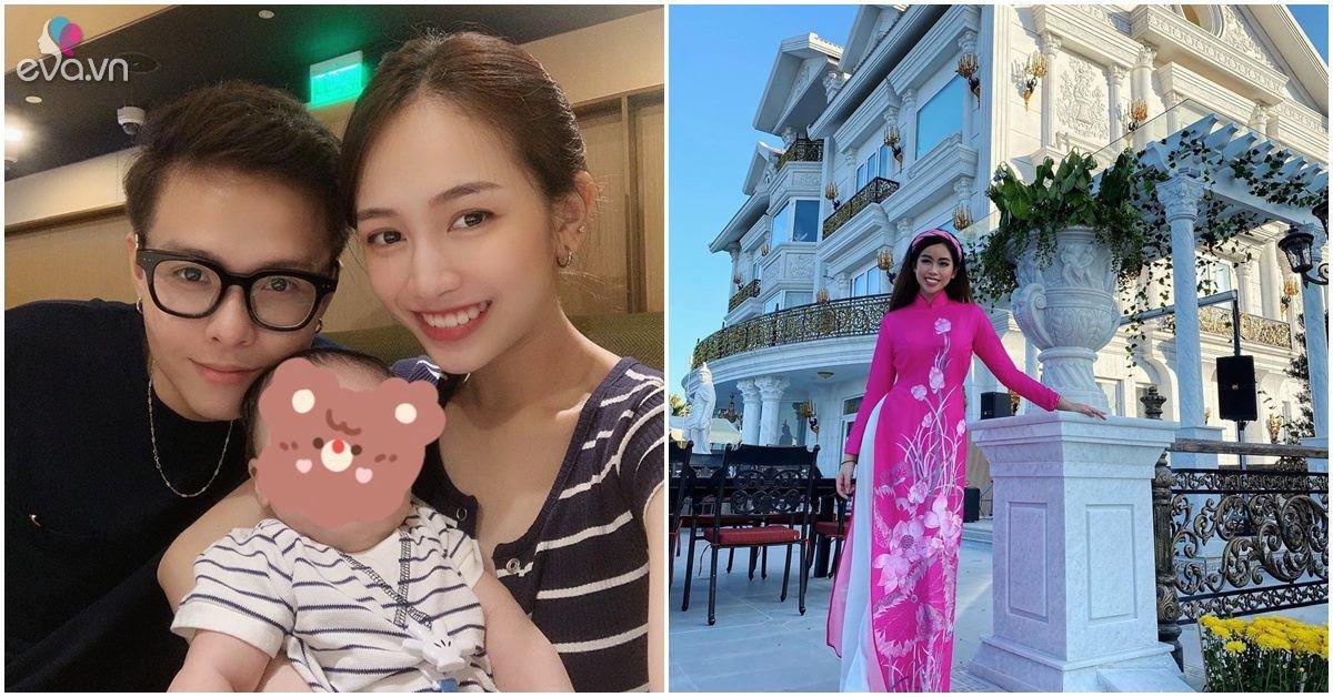 Nhà Celeb: Con gái Minh Nhựa ở nơi đắt đỏ, vẫn thua ái nữ tỷ phú Johnathan Hạnh Nguyễn